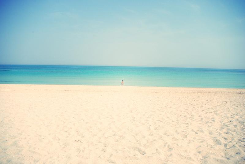 Abu Dhabi autrement #2… Desert Islands