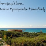 costa navarino carte postale