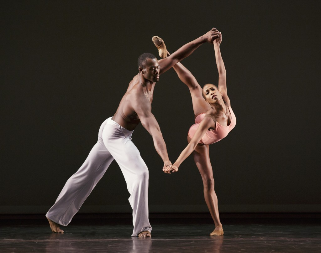 Thing to do in New York! Aller danser chez Alvin Ailey