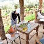 Travel Jam TV à la Kasbah Bab Ourika – la recette du Chef Mohamed