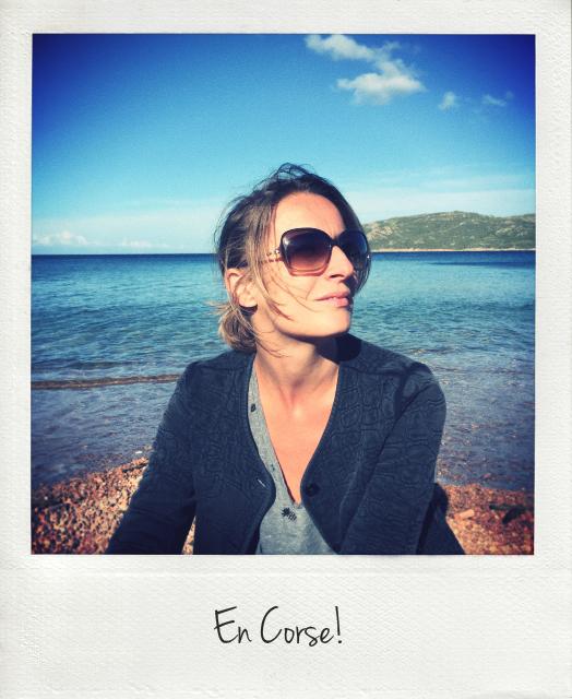 En vacances avec… Cécile Roederer, fondatrice du site Smallable.com